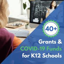 40+ Grants & COVID-19 Funds_LinkedIn