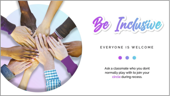 Be Inclusive-Pride Month Poster_Rise Vision