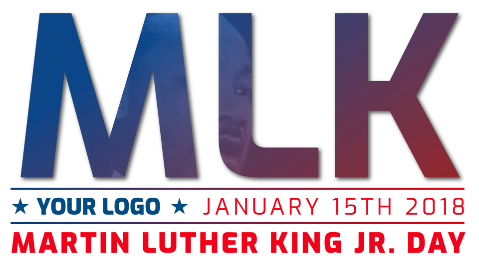 MLK Digital Signage Template