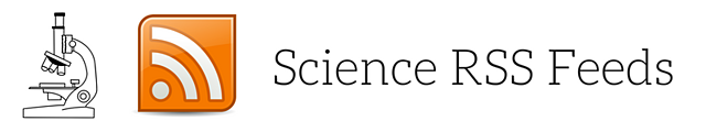Science RSS Feeds
