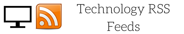 Technology RSS Feeds