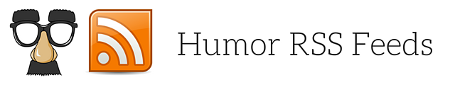 Humor RSS Feeds