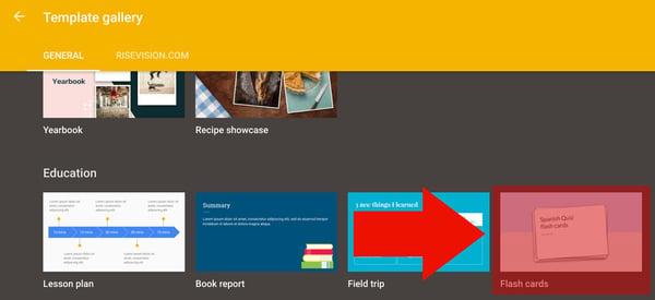 Google Slides Templates - Rise Vision