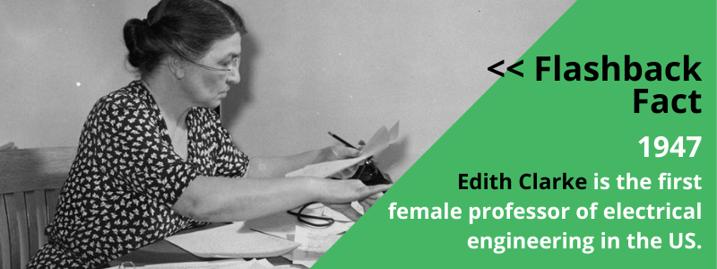 Edith Clarke_womens history month_fact