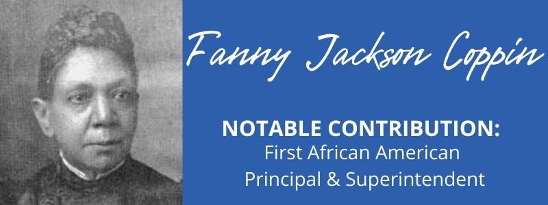Fanny Jackson Coppin_educator_black_history_month