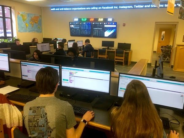 Marquette Financial Literacy Lab