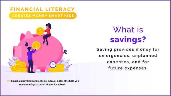 Financial-literacy-month-poster-savings-Rise_Vision