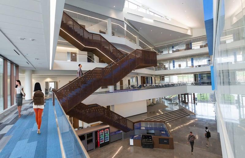 Cap Federal Hall at the University of Kansas
