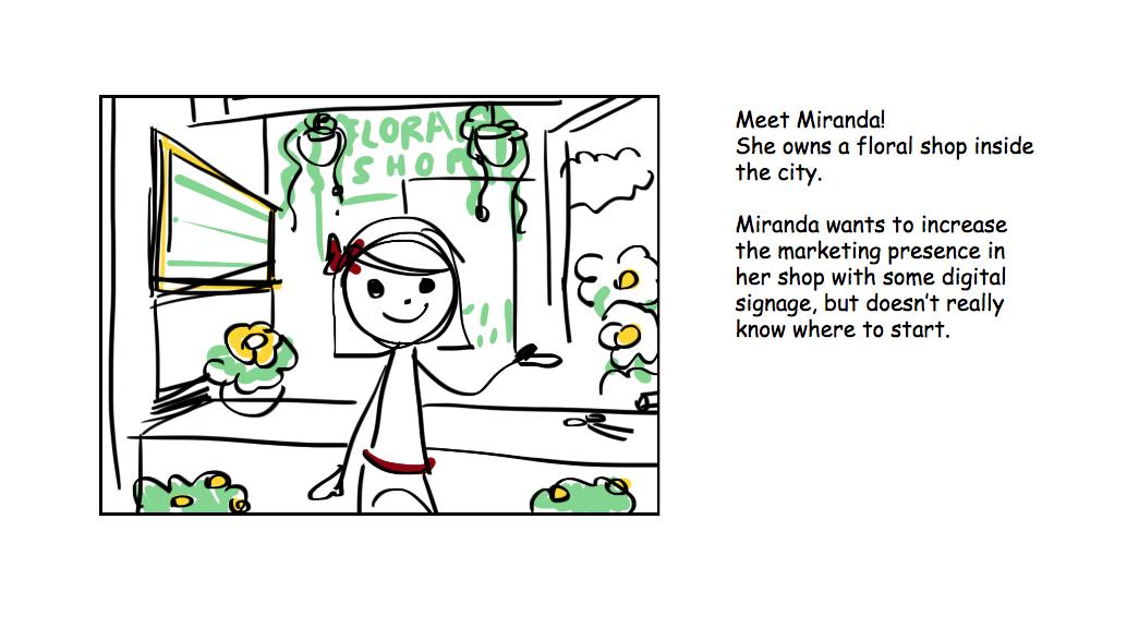 Meet Miranda