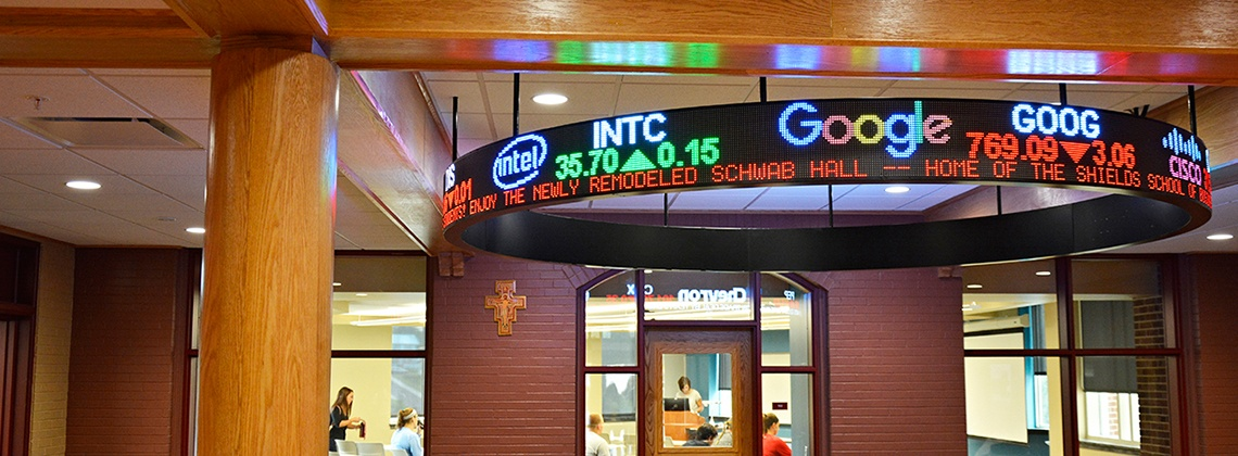 led tickers