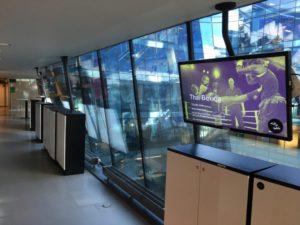 digital-signage-office-communication-spotify