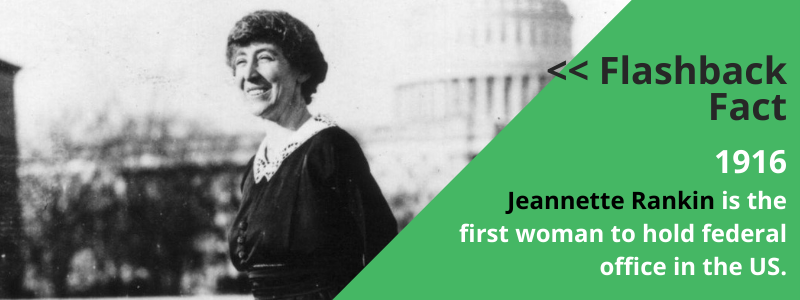 Jeannette Rankin_womens history month_fact