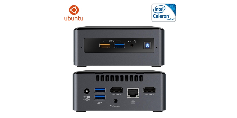 Rise Vision Intel NUC Celeron Media Player