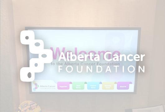 Alberta Cancer Foundation.