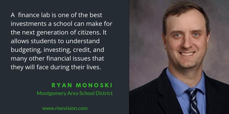 Ryan Monoski Quote