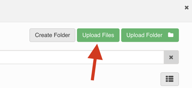 Upload Files to Rise Vision
