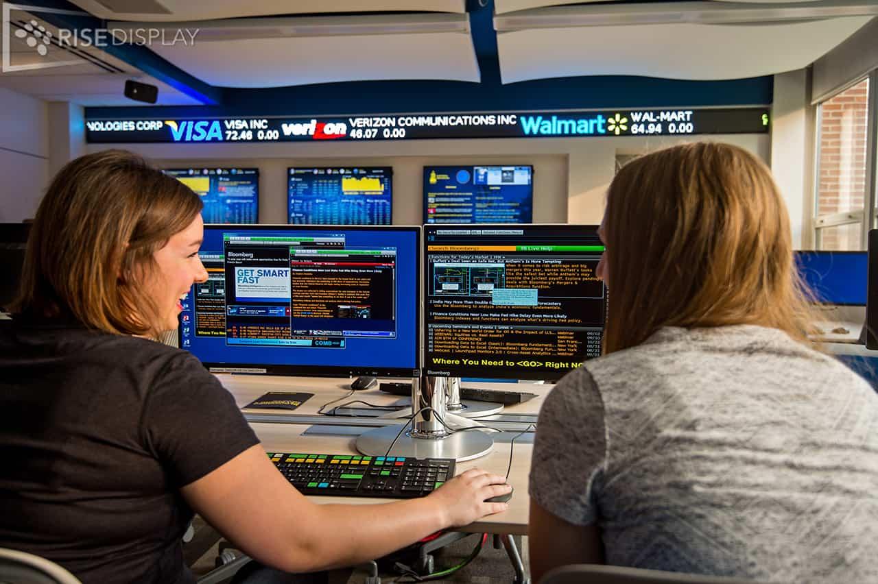 South-Dakota-State-University-E-Trading-Lab