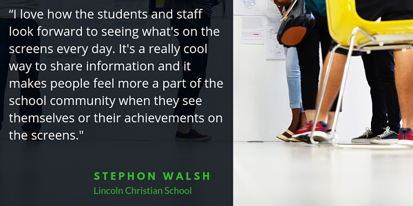 Testimonial Lincoln Christian School