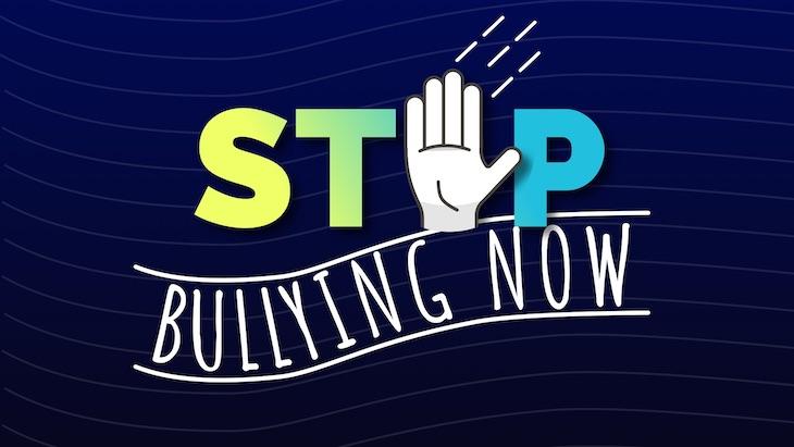 anti bullying stop bullying poster.
