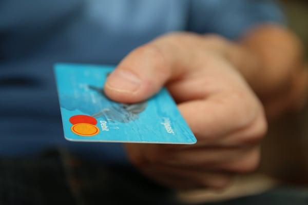 credit card digital signage