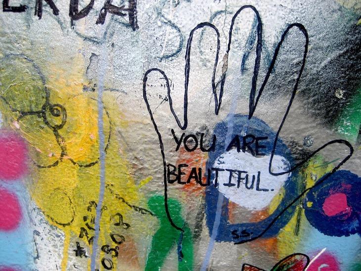beauty self esteem.