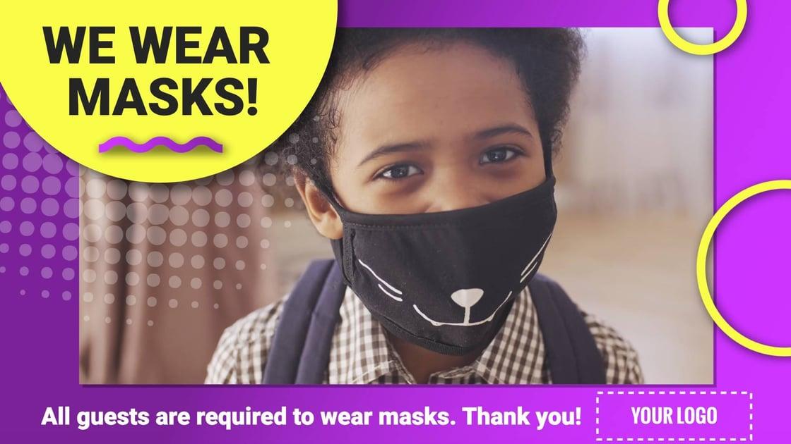 campaign-wear-masks-video-digital-signage-template