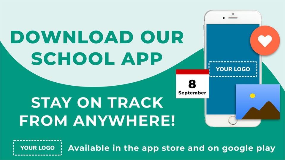 download-school-app-digitial-signage-template