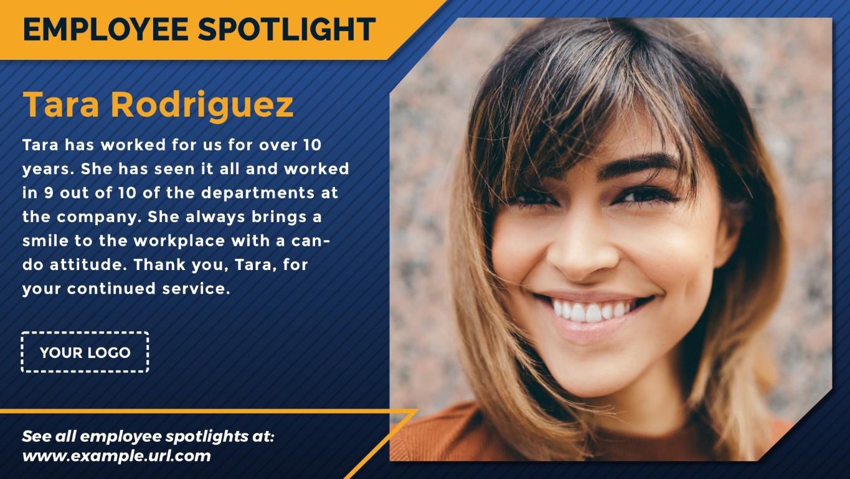 employee-spotlight-digital-signage-template