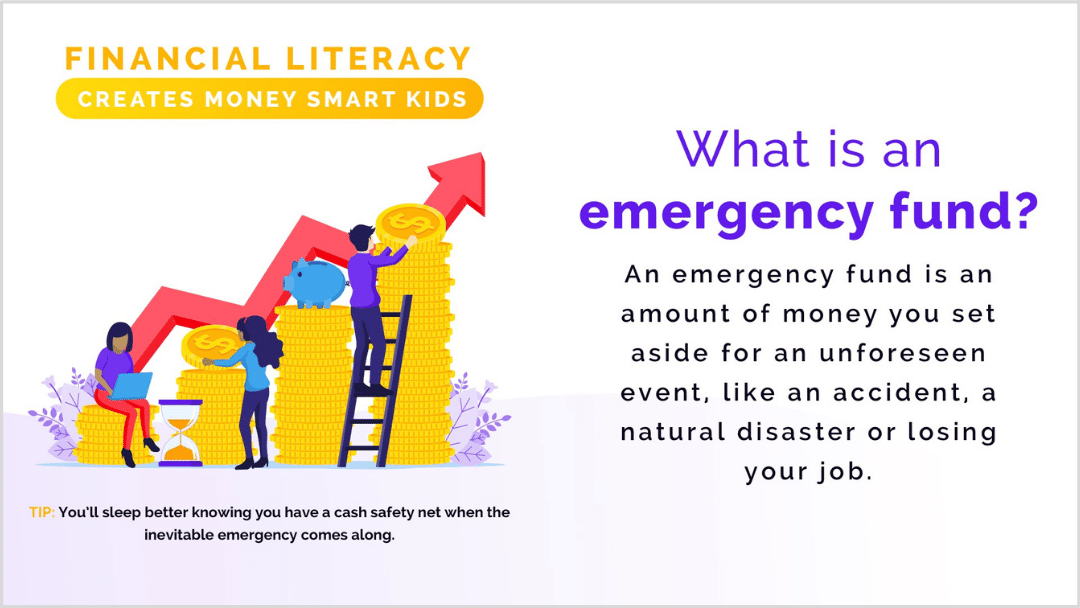 financial-literacy-poster-emergency-fund-rise-vision