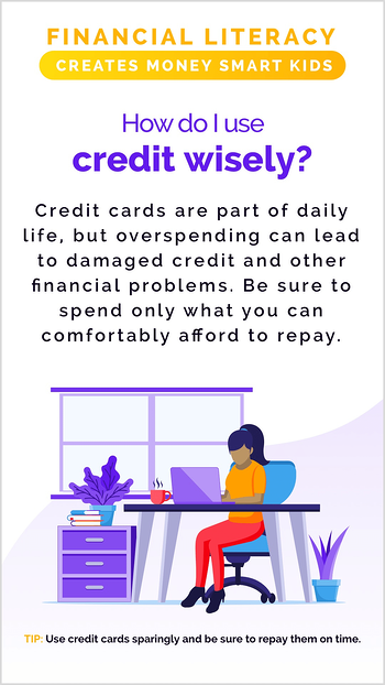 financial-literacy-poster-use-credit-wisely-rise-vision