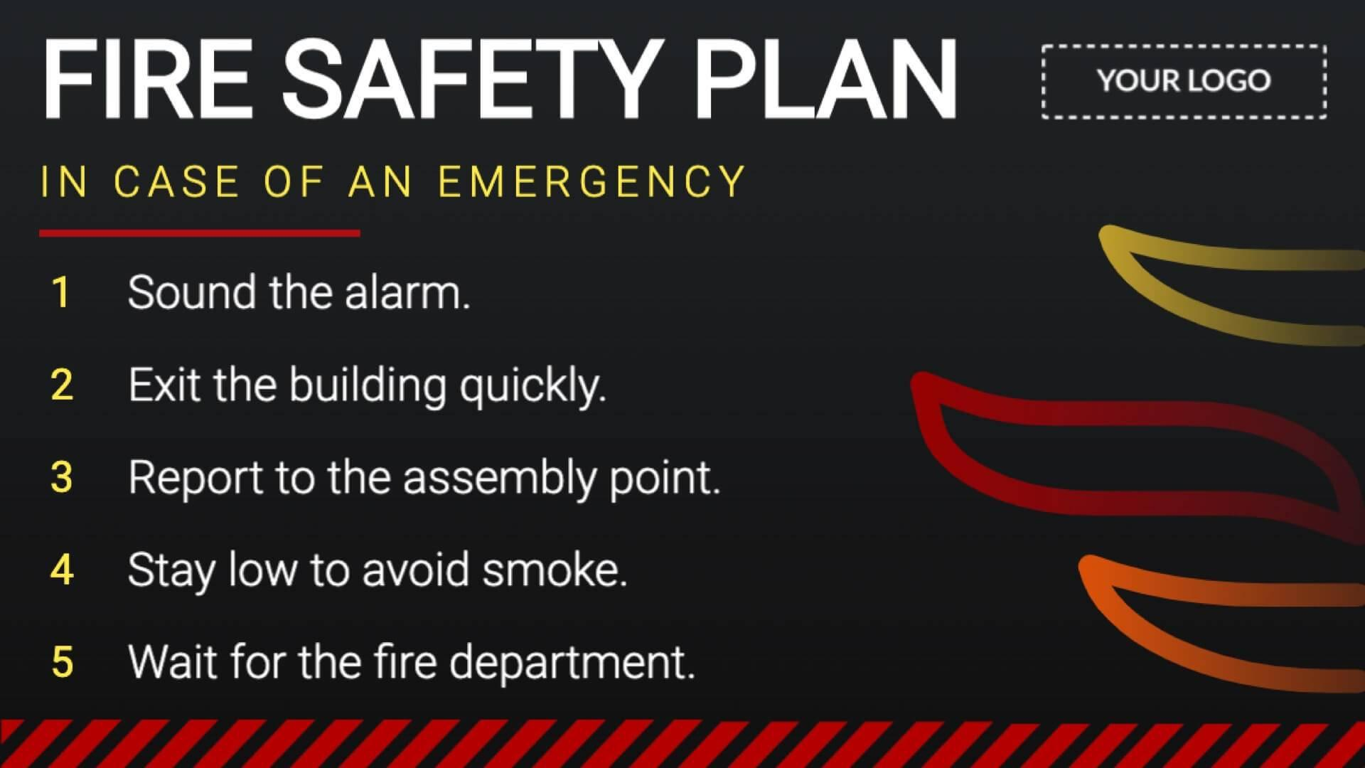 rise-vision-digital-signage-fire-safety-template