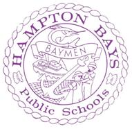 Hampton Bays School District Logo