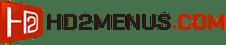 Hd2menus Logo
