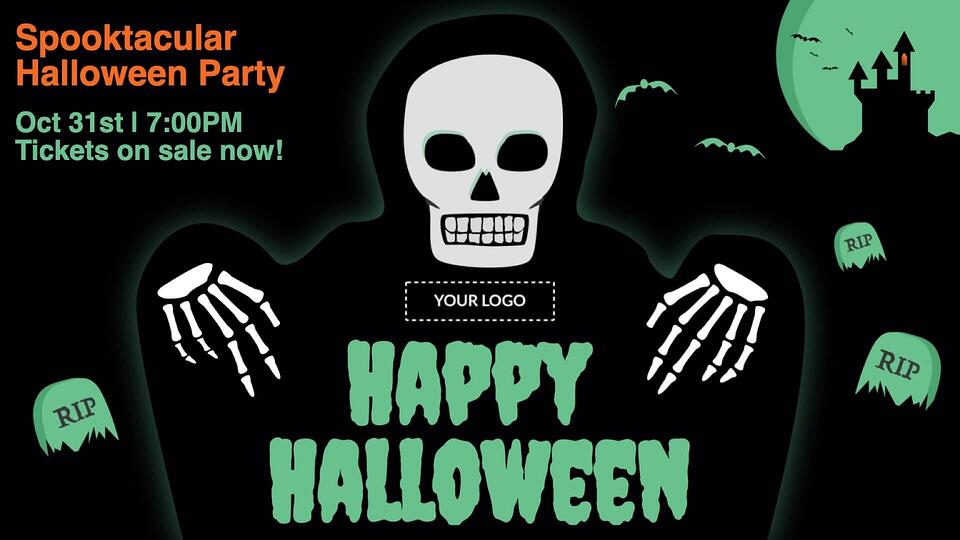 holiday-halloween-party-digital-signage-template