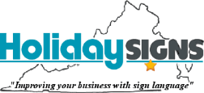Holiday Signs Logo