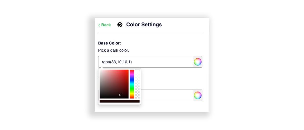 how-to-change-background-color-rise-vision-digital-signage