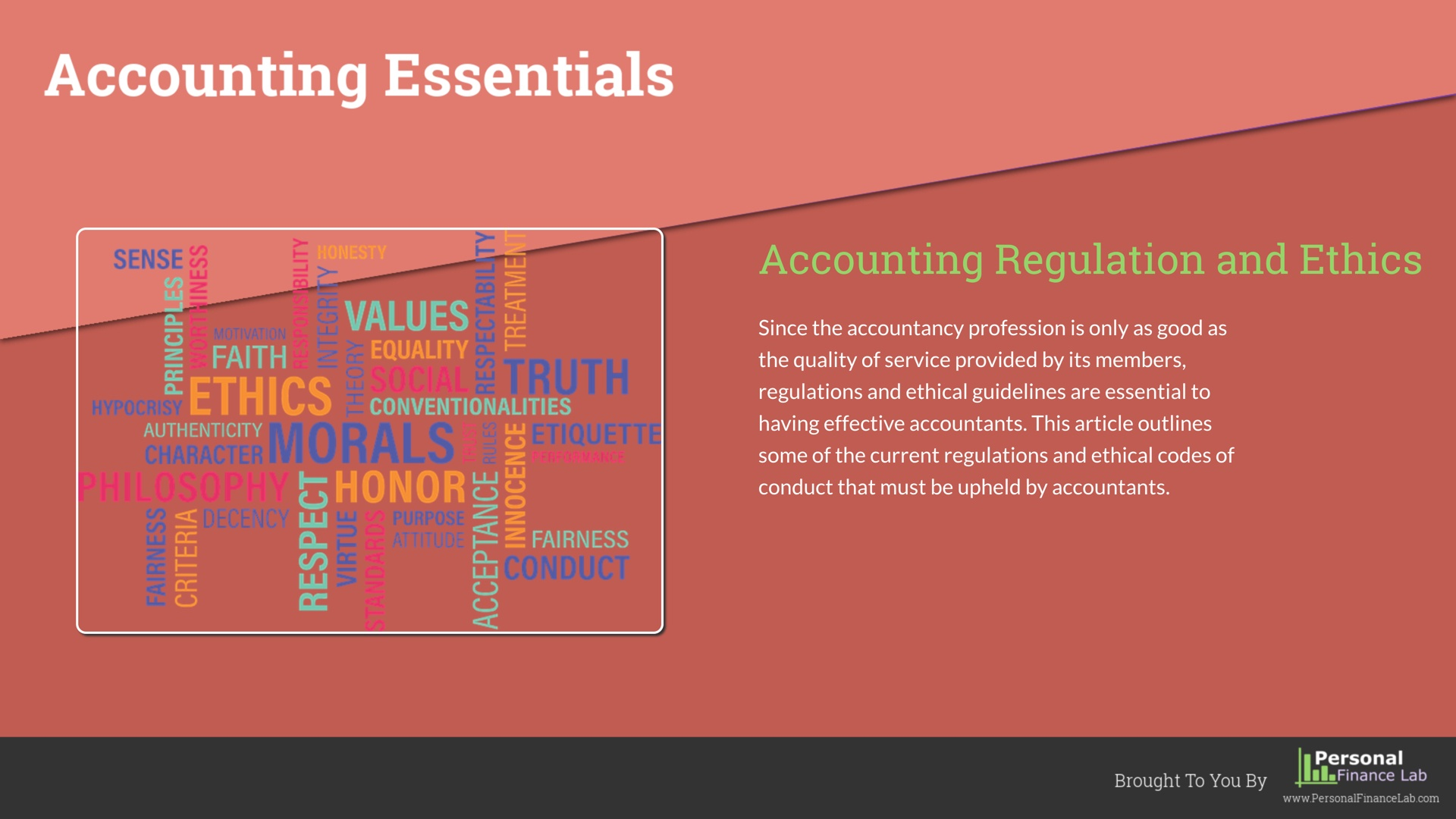 accounting essentials template