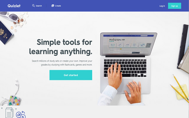 quizlet for students