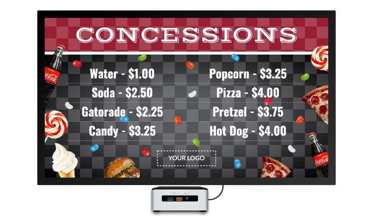 school-sporting-event-concession-menu-digital-signage-template