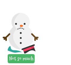snowman-no
