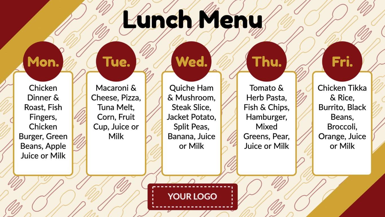 weekly-lunch-menu-digital-signage-template