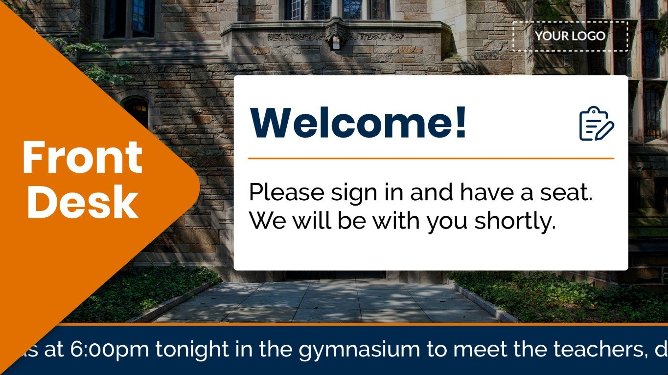 welcome-sign-digital-signage-template