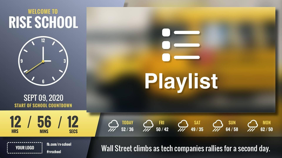 zoned-playlist-school-slant-digital-signage-template