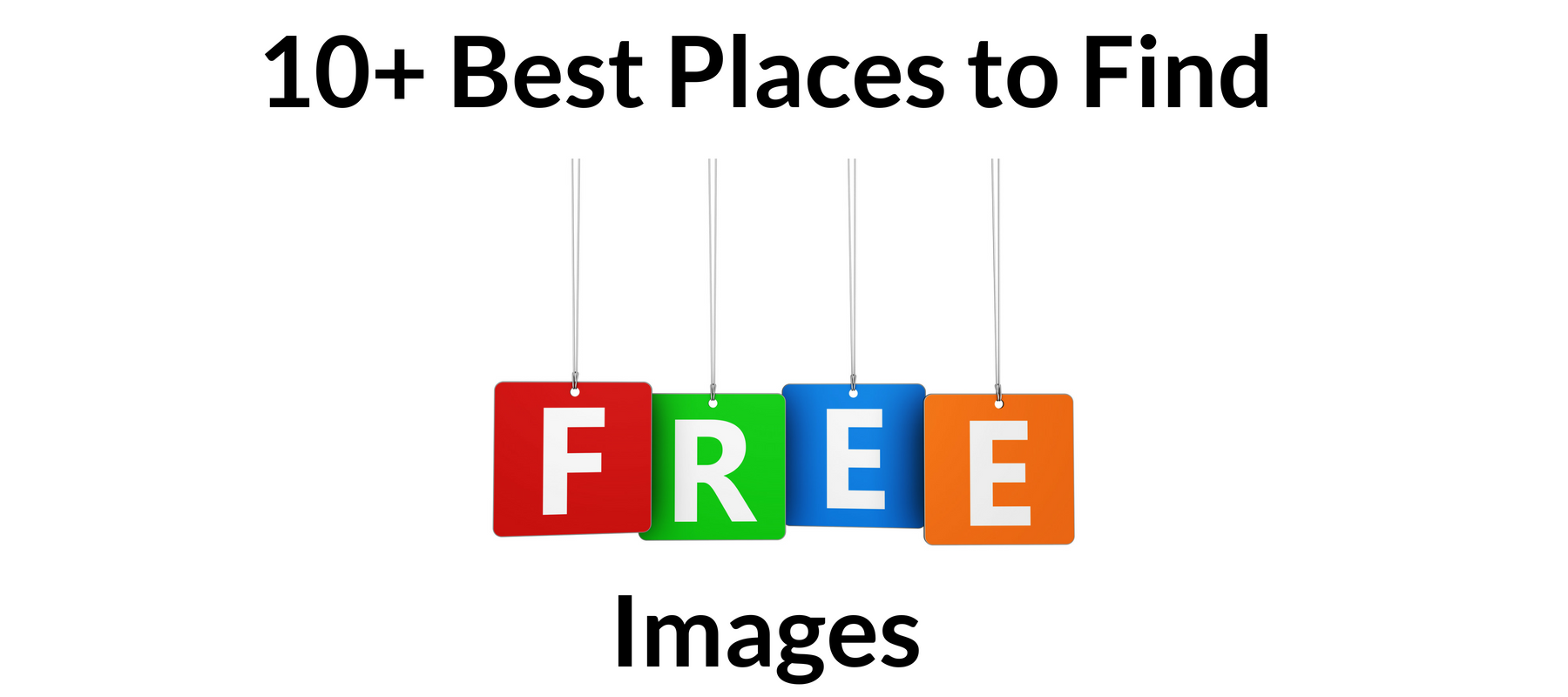 10 places to find free photos
