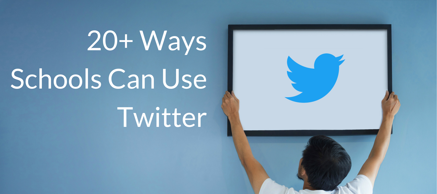 20 Ways Schools Can Use Twitter