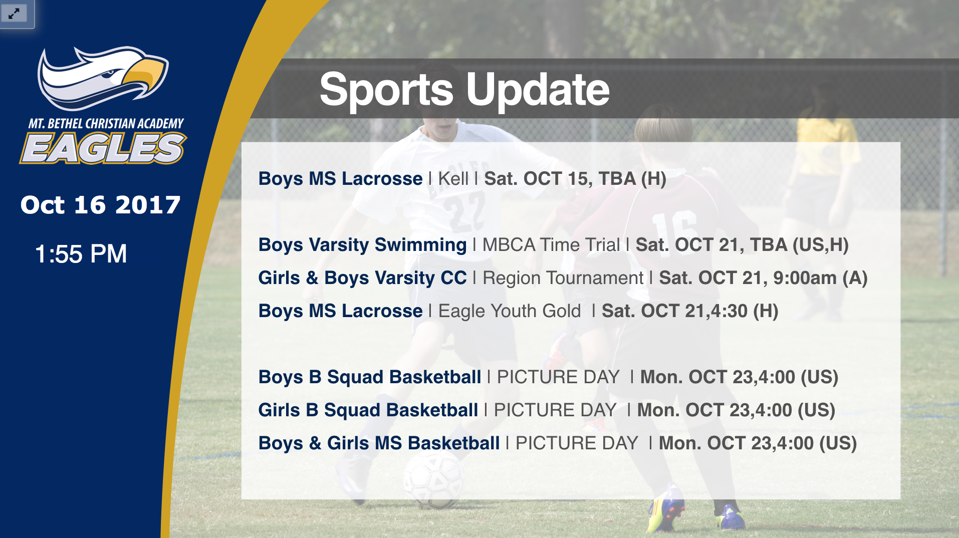 Rise Vision Digital Signage Content Sports Schedule.png
