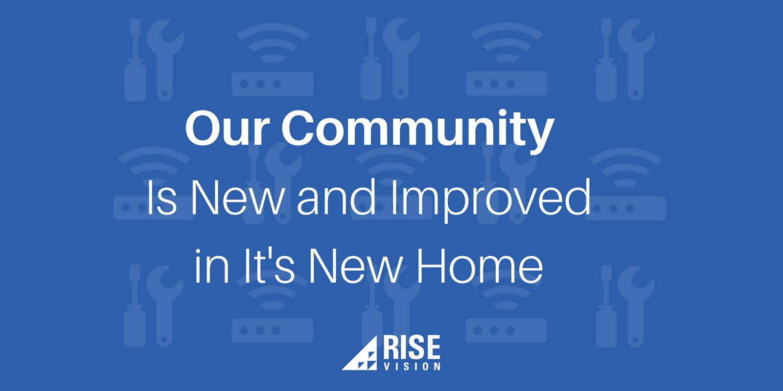 Rise Vision Digital Signage Community.png