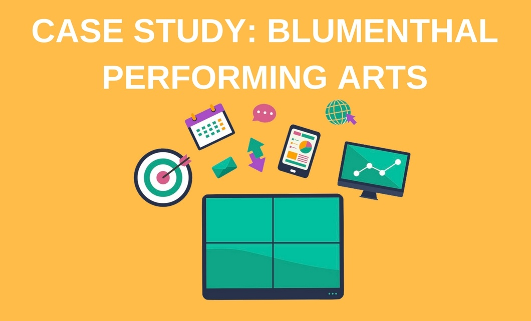 DIGITAL SIGNAGE CASE STUDY BLUMENTHAL PERFORMING ARTS