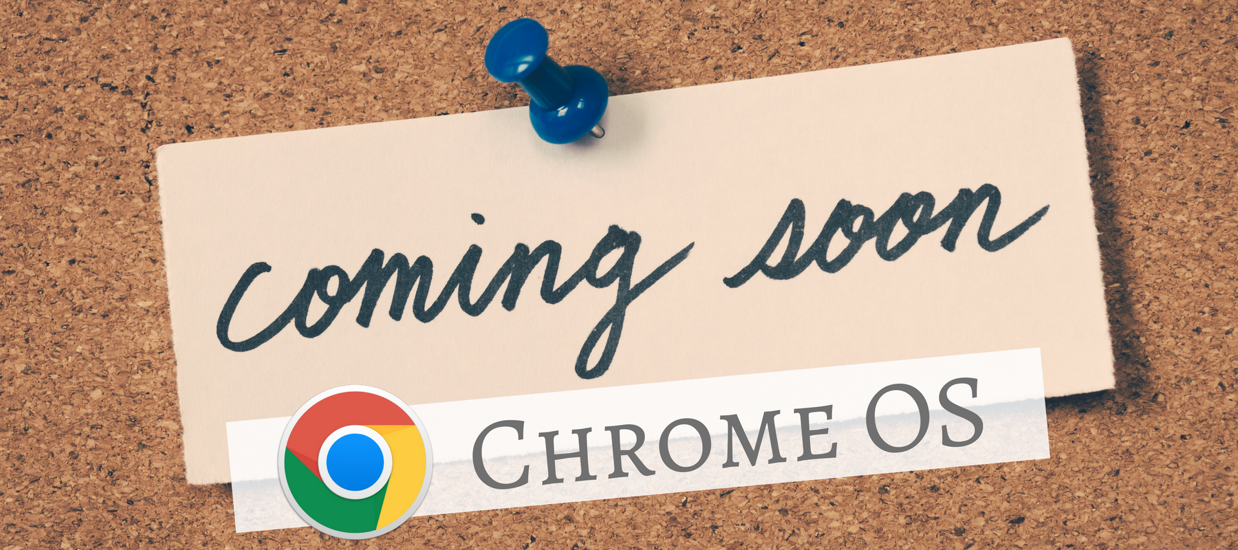 Chrome OS HEader