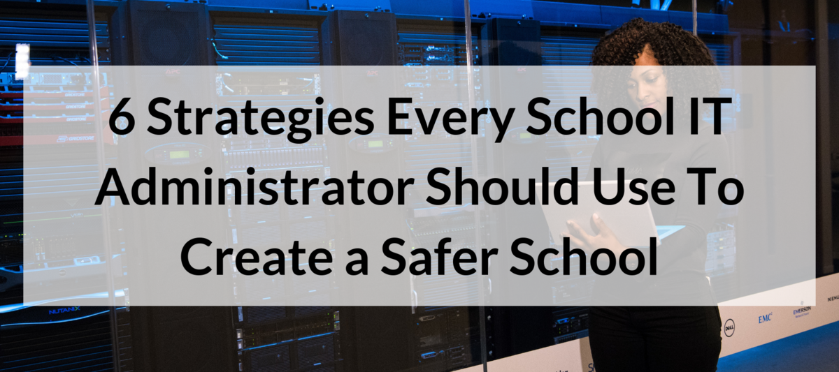 Create a Safer School
